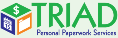 Triad Personal Paperwork Services, LLC Logo