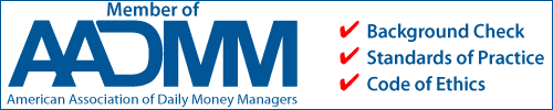 Member of the American Association of Daily Money Managers